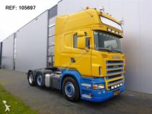 Scania - R420 tractor unit