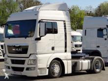 MAN TGX - 18.440 / XLX / EURO 5 / LOW DECK / MEGA / tractor unit