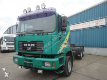 MAN 27.464DFS FULL STEEL (ZF16 MANUAL GEARBOX / REDUCTION AXLES / FULL STEEL SUSPENSION) tractor unit