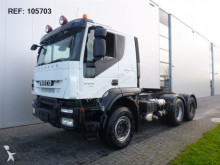 tracteur Iveco Trakker - 260T50 FULL STEEL HYDRAULICS RETARDER EURO 5