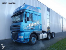 DAF - XF105.510 DOUBLE BOOGIE tractor unit