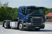 used Scania P standard tractor unit 380 4x2 Euro 4 - n°2676565 - Picture 1