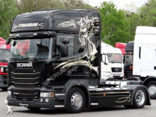 Scania R - 410 / LOW DECK / ECOLUTION / ETADE/ NAVI / tractor unit
