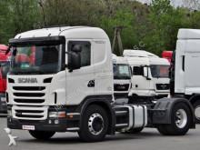 tracteur Scania G - 420 / C 19 / HYDRAULIKA
