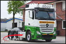 Mercedes LS 2658 6X4 F 16 Big Space, 120 t.,Schwerlast 6x4 tractor unit