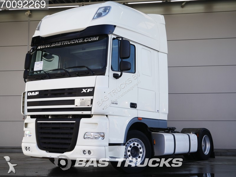 gebrauchte daf xf105 sattelzugmaschine standard 4x2 diesel. Black Bedroom Furniture Sets. Home Design Ideas