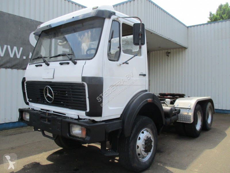 Mercedes 2626 ,  V8 , ZF tractor unit