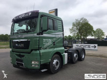 MAN TGS 26.400 tractor unit