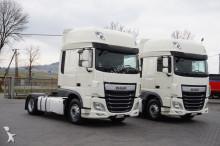 ciągnik siodłowy DAF - 106.460 / EURO 6 / BAKI 1500 L / RETARDER / SSC