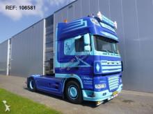 DAF - XF105.460 TOP!! NL REGISTRATION HYDRAULICS EURO 5 tractor unit