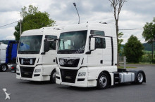 MAN TGX - / 18.440 / EURO 6 / MEGA / LOW DECK / XXL tractor unit
