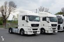 MAN TGX - / 18.440 / EURO 5 / XLX / UAL tractor unit