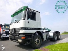 Mercedes Actros 3343 tractor unit