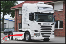 Scania R 450 Topline Xenon, Navi, etade, Standklima, tractor unit