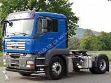 MAN TGA - 18.400 / NISKI / HYDRAULIKA / tractor unit