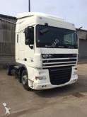 DAF XF105 410 tractor unit