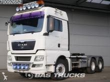 MAN TGX 33.440 tractor unit