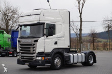 ciągnik siodłowy Scania R 410 / EURO 6 / RETARDER / BAKI 1400 L