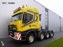 Iveco Stralis - AS440S56 TZ 8X4 120 TON MANUAL EURO 5 RETARDER tractor unit