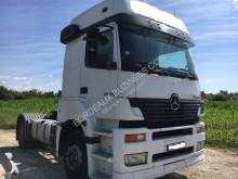 tracteur auto-école Mercedes