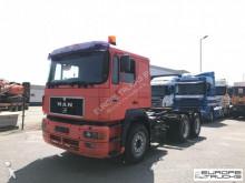 MAN FE tractor unit