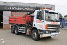 DAF 75.270 Hiab 8500 tractor unit