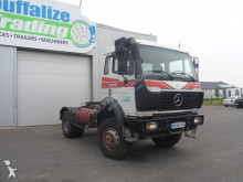 tracteur Mercedes 1929 - lames / full stell susp