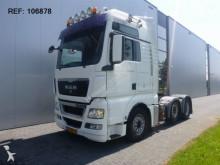 MAN - TGX26.540 tractor unit