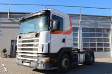ciągnik siodłowy Scania R114LA 4x2 380