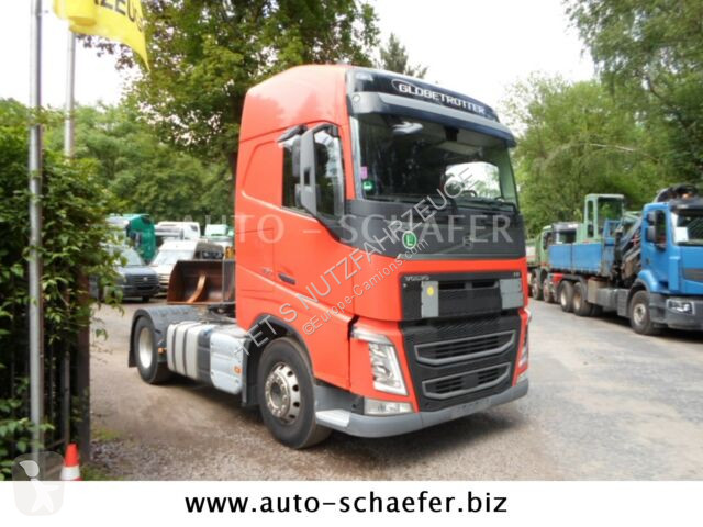 Tracteur Volvo FH 460 Globetrotter/Kipphydraulik