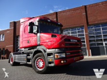 Scania Torpedo tractor unit