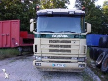Scania Sattelzugmaschine Schwertransport
