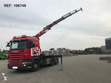 Scania - R560 V8 tractor unit