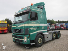 tracteur Volvo FH12/420 6x2 Globetrotter Hydr.