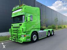 Scania R730 Euro 5-6x4 Retarder ADR tractor unit