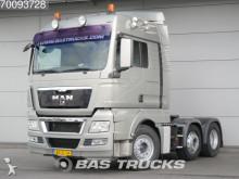 MAN TGX 26.480 tractor unit