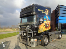 Scania 164G480 Topline / Manual / V8 / Ghost Rider tractor unit