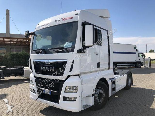 MAN 18.480 4X2 BLS-EL tractor unit