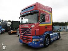 Scania R480TOPLINE-MANUAL-RET-VOLLSPO tractor unit