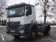 Mercedes Arocs 2042 4x4 Euro 6 Kipphydr. *Blatt / Blatt tractor unit