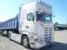 Scania R PT LUNGO AGGIO 580 tractor unit