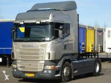 tracteur Scania R420 EURO 5 RETARDER VOLL SPOILER