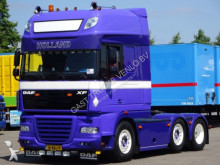 DAF 105 XF 460 FTG MANUAL / INTARDER tractor unit