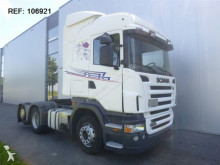 Scania R420 MANUAL HIGHLINE EURO 3 tractor unit