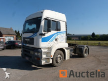 MAN H 19 FT tractor unit