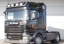 Scania R 490 tractor unit