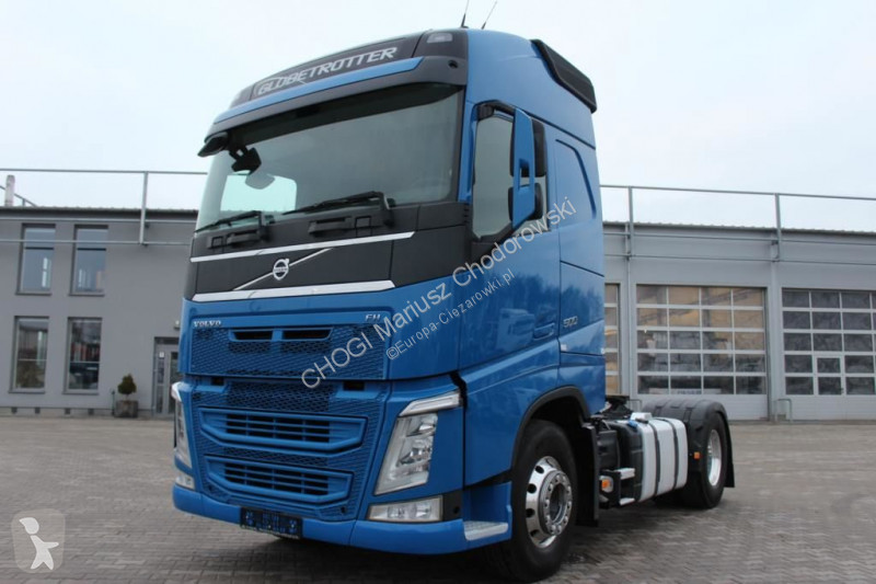 Volvo FH12 500 Euro 6 tractor unit