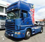 Scania 144L tractor unit