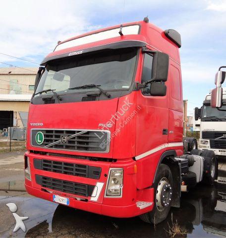 Volvo CV 460 tractor unit