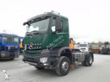 Mercedes Arocs 2043 AS 4x4 Sattelzugmaschine tractor unit
